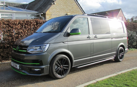 Transporter Sports Van | CoTrim UK