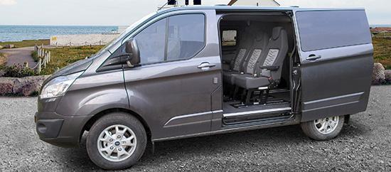 Ford Van Conversions | CoTrim | Salisbury UK