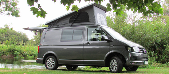 VW Transporter Conversion: Flexivan Plus