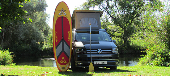 VW Transporter Conversion: Flexivan
