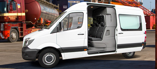 Mercedes-Benz Van Conversion | CoTrim | Salisbury UK
