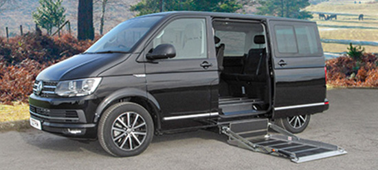 Volkswagen Wheelchair Access